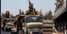 الجيش السوري يتهيأ للرد على تعزيزات  عسكرية تركية