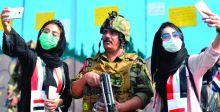 تواصل التظاهرات في المحافظات الوسطى والجنوبية