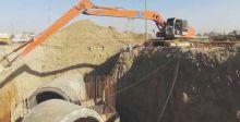 محافظة بغداد: تنفيذ 4 مشاريع مجار ستراتيجية قريباً