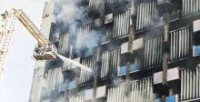 اندلاع ثلاثة حرائق في منطقة الخلاني ببغداد