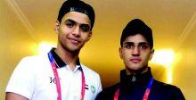 الملاكمان عقيل وباقر يبلغان دور الـ 8 ضمن بطولة آسيا للشباب