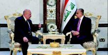 الخارجية تشدد على تعاون الفريق الخاص بجرائم {داعش} مع الحكومة