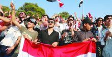 الجالية العراقية في عمان تتغنى بأسود الرافدين