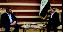 وزير الداخلية ومحافظ المثنى يبحثان فتح باب التعيينات