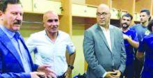 رئيس الهيئة الادارية للجوية: هدفنا التأهل  الى دور الثمانية للأندية العربية
