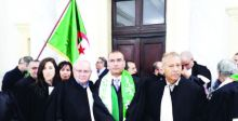 قضاة الجزائر يهددون بالاضراب مجدداً