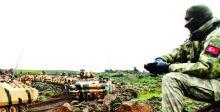 «الأمن القومي التركي»: العملية العسكرية في شمال سوريا متواصلة