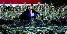 ترامب يضغط لوقف إطلاق النار وتقليل عديد القوات الأميركية