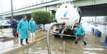 أمانة بغداد: لا مشكلات بتصريف مياه الأمطار