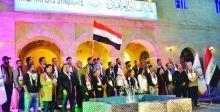 فنانو العراق ينشدون لساحات التظاهر