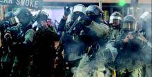 الغاز المسيل للدموع وتكتيك هونغ كونغ