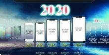 {آبل} قد تطلق 4 هواتف آيفون في 2020