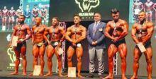نتائج متميزة لأجسام العراق في بطولة الخليج الدولية