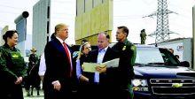 قاضٍ فيدرالي أميركي يعيق خطة لبناء الجدار الحدودي مع المكسيك