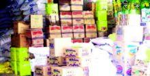 التجارة: 87 بالمئة من مفردات البطاقة التموينية محلية الإنتاج