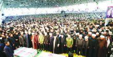 إيران تودع سليماني بتشييع مليوني مهيب