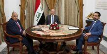 الرئاسات الثلاث تتفق على الإسراع بتأليف الحكومة الجديدة