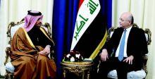 العراق وقطر.. تنسيق لخفض التصعيد