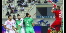 الشرطة يواجه الشباب السعودي  في كأس محمد السادس