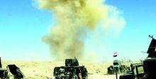 تدمير معسكر لتدريب «داعش» في حمرين