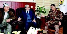 حداد: منع تسلل الإرهابيين «واجب وطني مقدس»