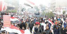 مليونية بغداد تطالب بإخراج القوات الأميركية