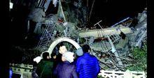 20 قتيلاً ومئات المصابين في زلزال يهز تركيا