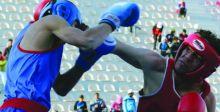ملاكمونا يضمنون 4 أوسمة ملونة في البطولة العربية