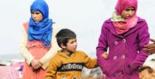 6500 طفل ينزحون يومياً في سوريا