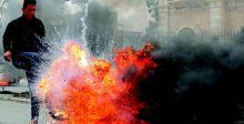 «ثورة مشتعلة» في الضفة الغربية ضد صفقة القرن