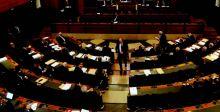 الحكومة اللبنانية الجديدة أمام البرلمان لمنح الثقة