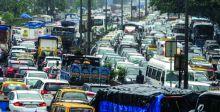 {زمّر أكثر.. تنتظر أكثر}.. نظام جديد للمرور في مومباي