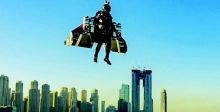 الإمارات.. أول مهمة لإقلاع طيار بشري
