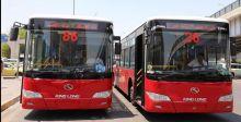 النقل ترسل 20 باصاً إلى محافظة نينوى