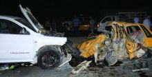 زيادة نسبة الحوادث المرورية  إلى 11 بالمئة