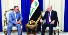 صالح يشدد على أهمية تحقيق العدالة الاجتماعية في التعيين