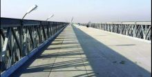افتتاح جسر وإعادة بناء خمسة جوامع في نينوى