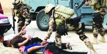 القبض على 18 إرهابياً بينهم منسق {داعش} خارج العراق