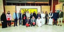 استذكار الفن العراقي الحديث في دبي