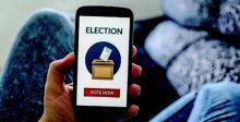 التصويت بواسطة الهواتف.. مجازفة أميركية