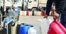 مواطنون يطالبون بمضاعفة  الكمية المجهزة لهم من النفط الأبيض