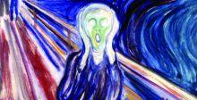 «الصرخـــة» تفقــد ألــوانهــا