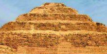 فتح أقدم هرم  في مصر للجمهور