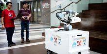 دور جديد لـ {الروبوت} في حياة البشر