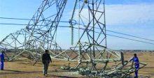 الكهرباء: استهداف خطوط الطاقة أفقد المنظومة 2000 ميكاواط