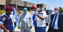 تعزيز إجراءات المسح الوبائي في بغداد والمحافظات
