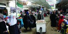 رمضان يعيدُ الحياة الى سوق النبي يونس {ع}