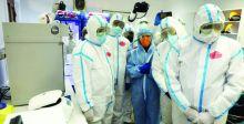 افتتاح مختبر جديد في بغداد لفحص إصابات كورونا