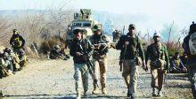«أسود الصحراء» تقطع إمدادات «داعش» بين ثلاث محافظات