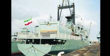 استهداف سفينة إيرانية بنيران صديقة